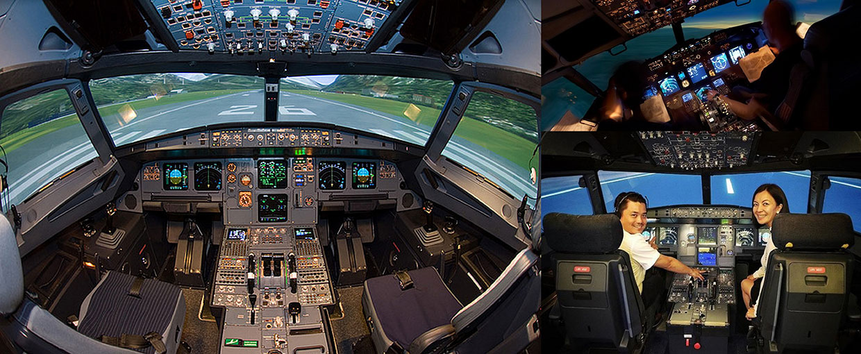 simulateur airbus