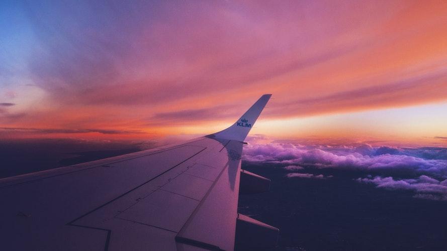 avion simulateur de vol